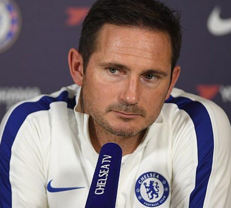 'Tôi đã nói chuyện với Lampard và đồng ý rời Chelsea'