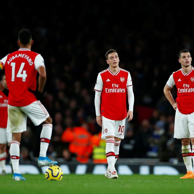 'Cậu ta không nên ở trong đội hình và không nên chơi cho Arsenal nữa' - xổ số ngày 16102019
