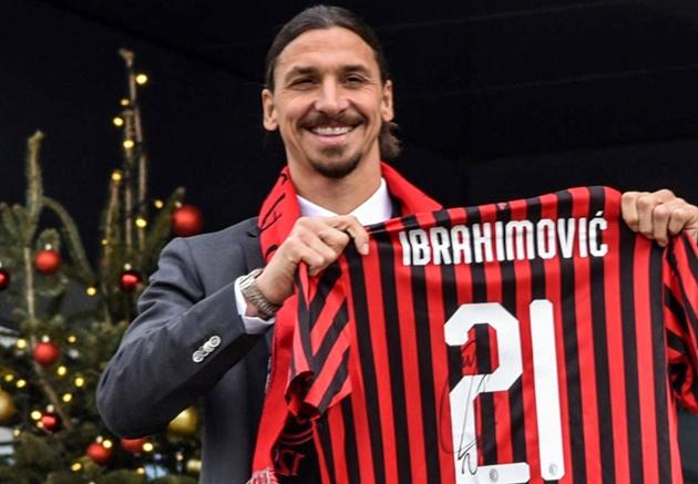 'Zlatan gọi cho tôi, bảo: Chúc mừng, các anh đã có Ibrahimovic'