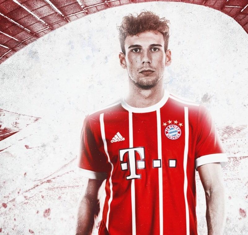 premium selection bb02b 57be7 CHÍNH THỨC: Bayern Munich có siêu tiền vệ Leon Goretzka ...