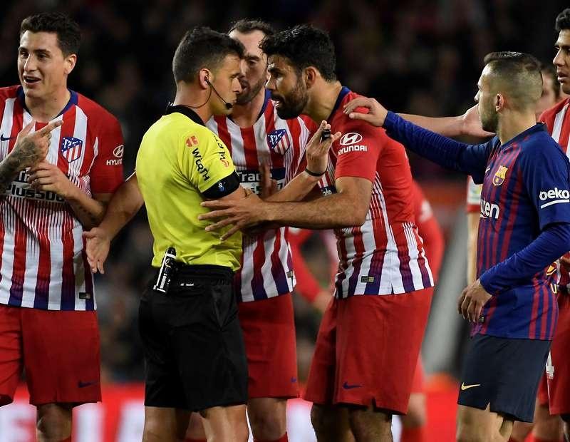 Người Barca lên tiếng sau án phạt của Diego Costa