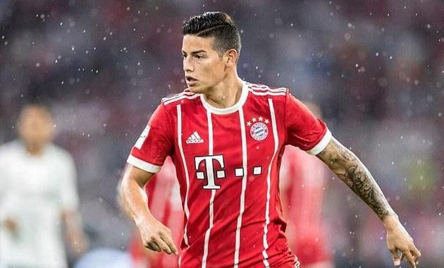 Khó về lại Real Madrid, đây sẽ là nơi phù hợp nhất cho James Rodriguez?