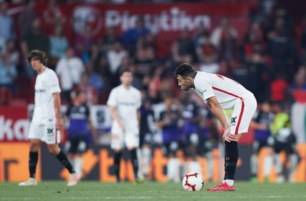 'Khẩu nghiệp' với Big Six, Sevilla tiếp tục bị 'nghiệp quật'