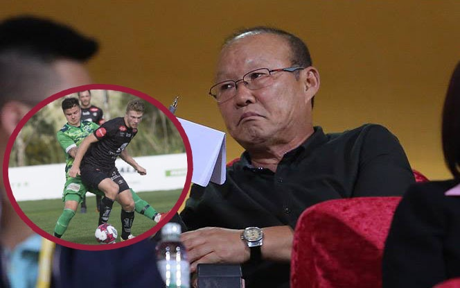 Alexander Dang chưa để lại dấu ấn trước thầy Park: Vạn sự khởi đầu nan