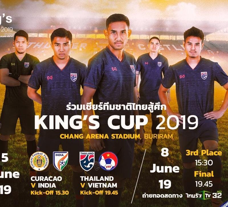 King's Cup 2019: Phải chăng người Thái đang sợ hãi  trước Việt Nam?