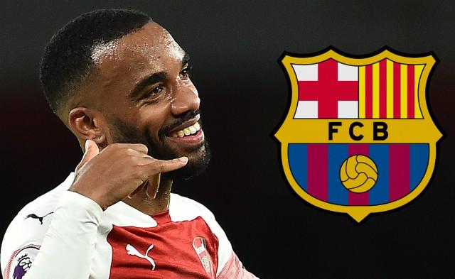 Ảo thành thật! Arsenal nguy cơ mất Lacazett vào tay Barca?