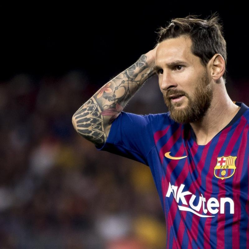 Barca muốn vô địch Champions League? Mơ đi Messi!