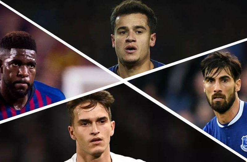 Barcelona có thể kiếm 350 triệu bảng từ việc bán cầu thủ