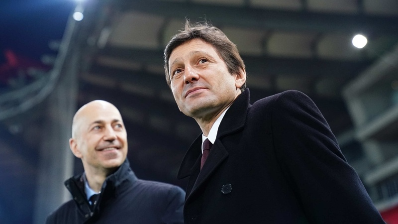 Nội bộ AC Milan mâu thuẫn, huyền thoại Brazil chuẩn bị ra đi