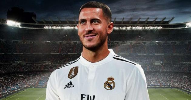 Sau 10 năm, Real đã sẵn sàng viết trang sử mới cùng Eden Hazard