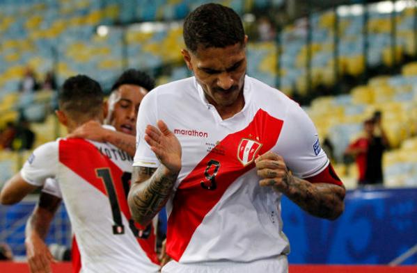 Ngược dòng ngoạn mục, Peru gửi lời tuyên chiến 'đanh thép' đến Brazil