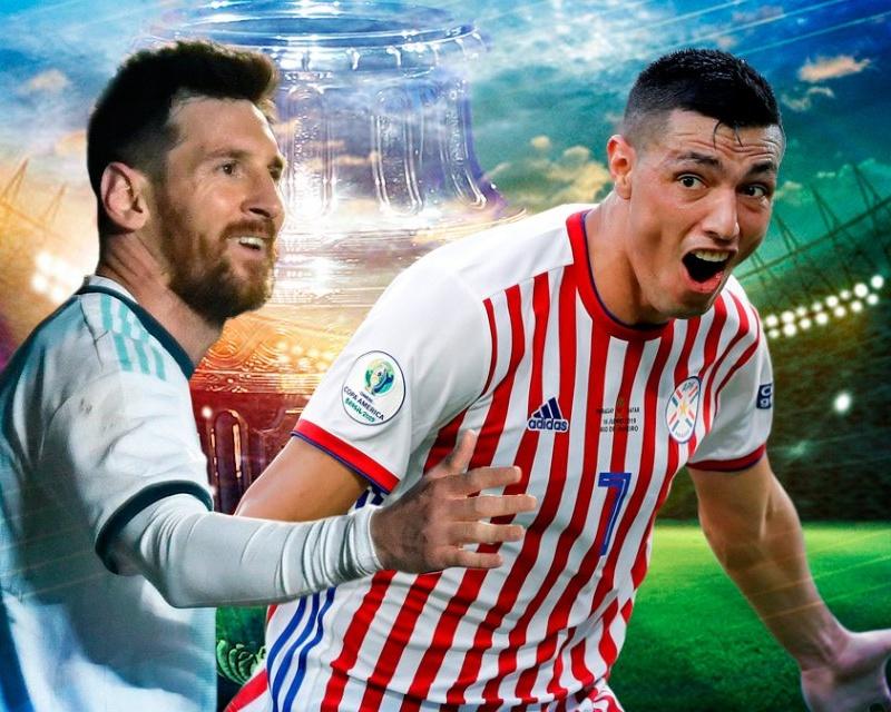Nhận định Argentina vs Paraguay: Messi tiếp tục im tiếng, Albiceleste thắng tối thiểu nhờ Aguero?