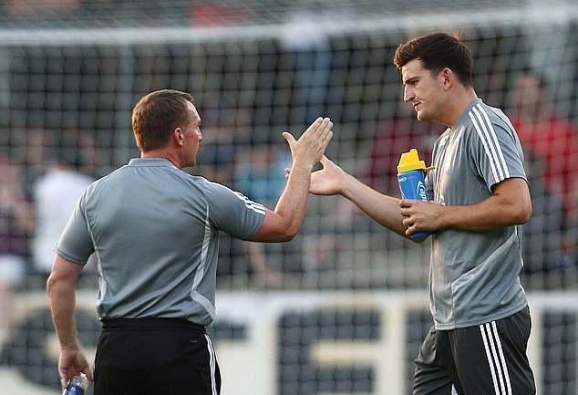 NÓNG! HLV Leicester xác nhận, sớm muộn Maguire cũng tới Man Utd?