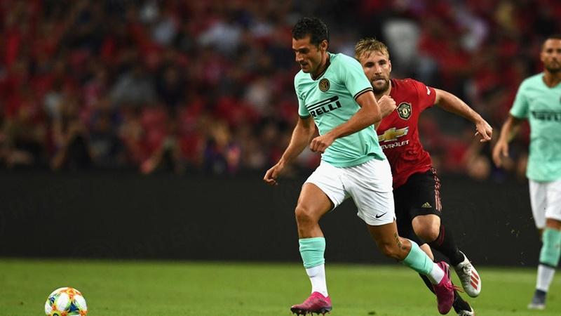 Sao Inter Milan tiết lộ nguyên nhân thất bại trước Man Utd