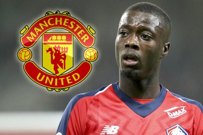 Pepe thay thế Lukaku, một mũi tên trúng hai đích của Man Utd?