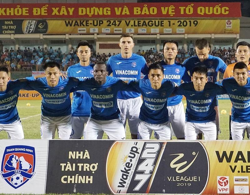 """Than Quảng Ninh sẽ tạo """"cơn địa chấn"""" tại V-League giống Quảng Nam mùa giải 2017?"""