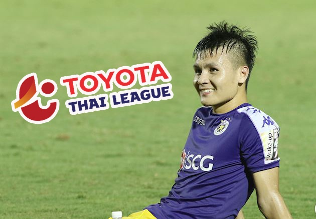 Báo Thái Lan báo tin vui cho các CLB Thai-League về Quang Hải