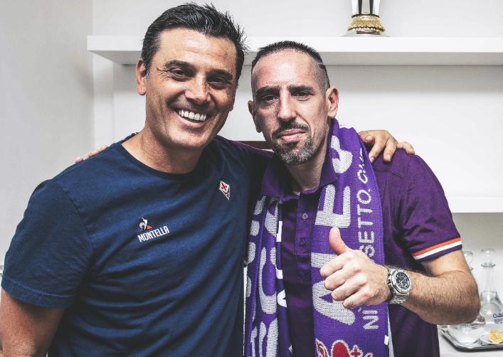 Franck Ribery và 10 đồng đội 'khủng', sẵn sàng thách thức Serie A
