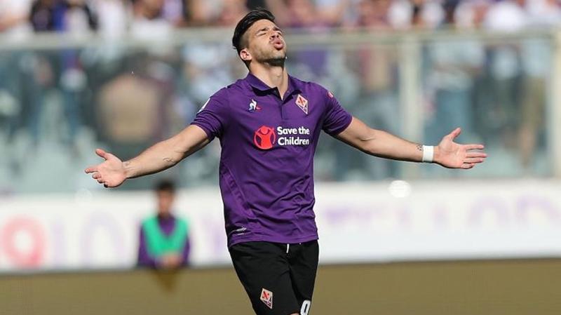 Bị ruồng bỏ, con trai HLV Atletico Madrid quyết ở lại Fiorentina