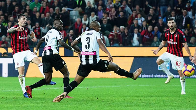 Vòng 1 Serie A: AC Milan và cạm bẫy ở Friuli