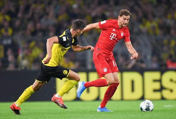 Bundesliga và thách thức trời Âu