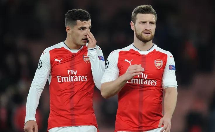 CĐV Arsenal: 'Tất cả là nhờ vào Mustafi và Xhaka'