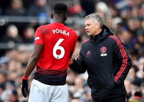 Man Utd có động thái mới với Paul Pogba
