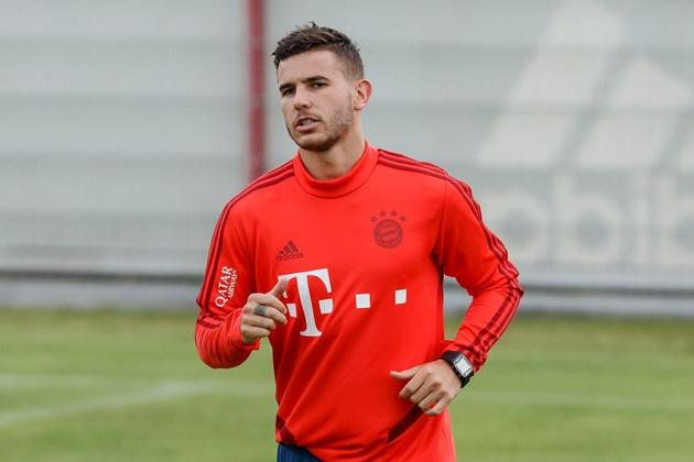 Lucas Hernandez: 'Tôi sẽ làm mọi thứ cho Bayern Munich'