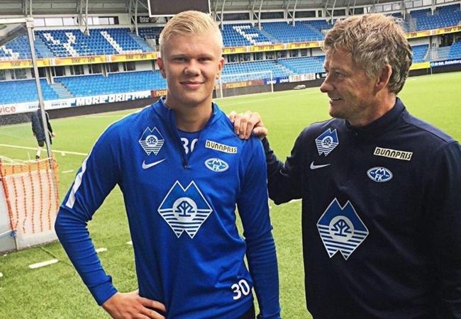 Solskjaer đã nói gì về khả năng thần đồng 19 tuổi gia nhập Man Utd?