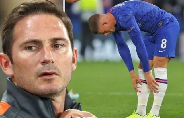 Đây, phản ứng phòng thay đồ Chelsea sau khi Barkley sút hỏng penalty!