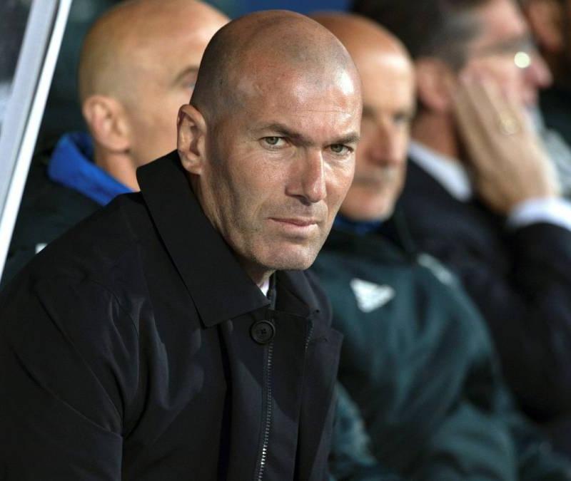 Zidane 'mất phép', Real run rẩy hướng về cuộc đấu Sevilla