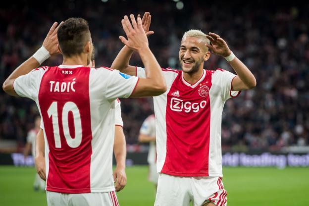 Zidane 'gật đầu', Real nhanh chóng chiêu mộ bộ đôi 'báu vật' của Ajax