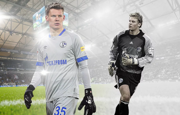 Ở tuổi 23, thủ môn tài năng này đang đi trên con đường của Manuel Neuer
