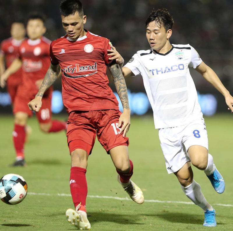 TP.HCM, Thanh Hóa và chuyện chỉ có... tại V-League