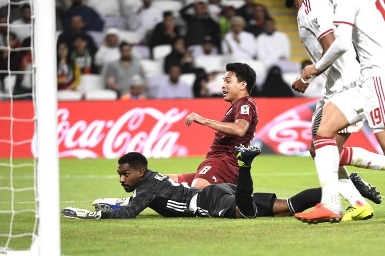 """Thủ môn UAE tuyên bố sẽ """"đánh sập"""" ĐT Việt Nam tại Mỹ Đình"""