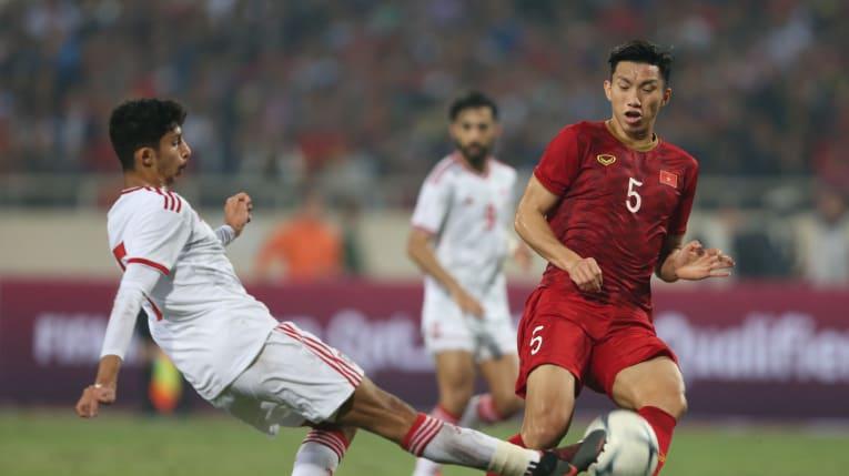 Quật ngã UAE, tướng Park cao tay ấn hơn HLV á quân World Cup