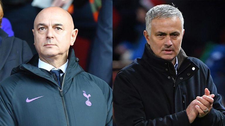 Mối lương duyên Mourinho - Tottenham được 'đạo diễn' như thế nào?
