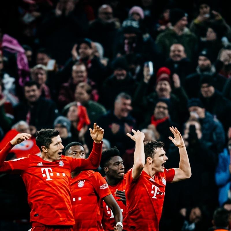 Bayern Munich: Nhà vua trở lại - kết quả xổ số tphcm