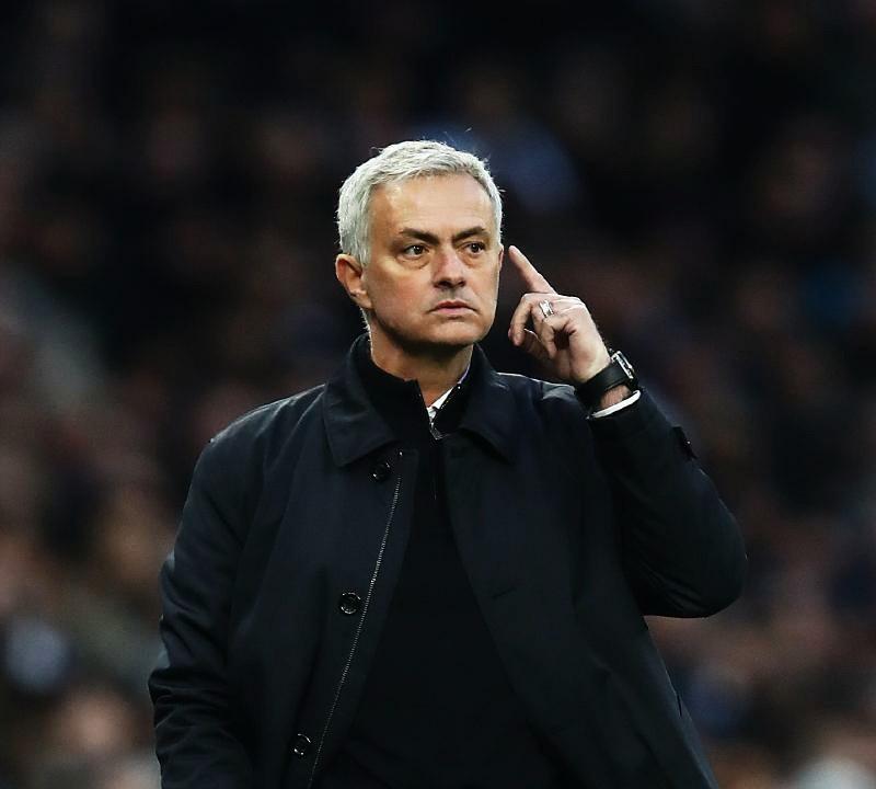 Mourinho dùng một tính từ để miêu tả thất bại trước Man Utd - xổ số ngày 13102019