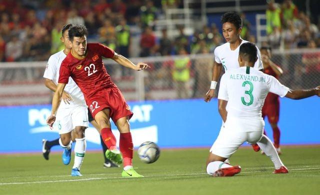 TRỰC TIẾP U22 Việt Nam 1-0 U22 Campuchia (Hiệp 1): Tiến Linh mở tỷ số