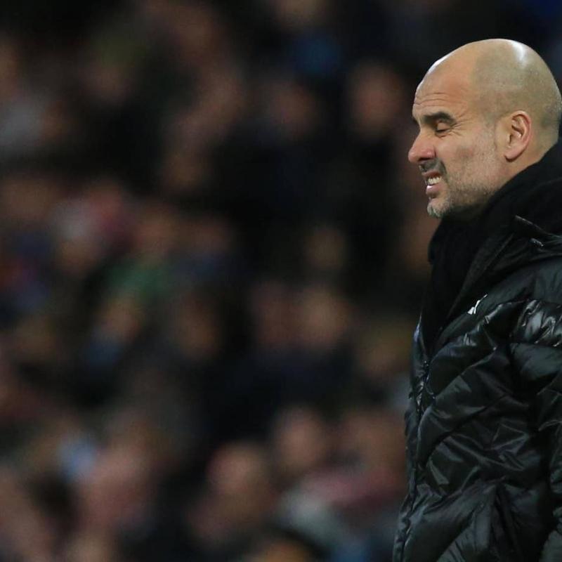 Guardiola và 3 sai lầm khiến Man City gục ngã trước Man Utd