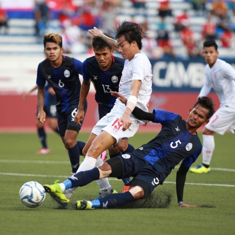 Sao gốc Việt hoá tội đồ, Campuchia vụt mất tấm HCĐ SEA Games vào tay Myanmar - xổ số ngày 22102019