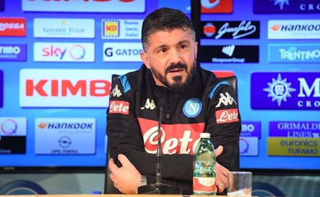 CHÍNH THỨC: Gennaro Gattuso trở thành HLV của Napoli