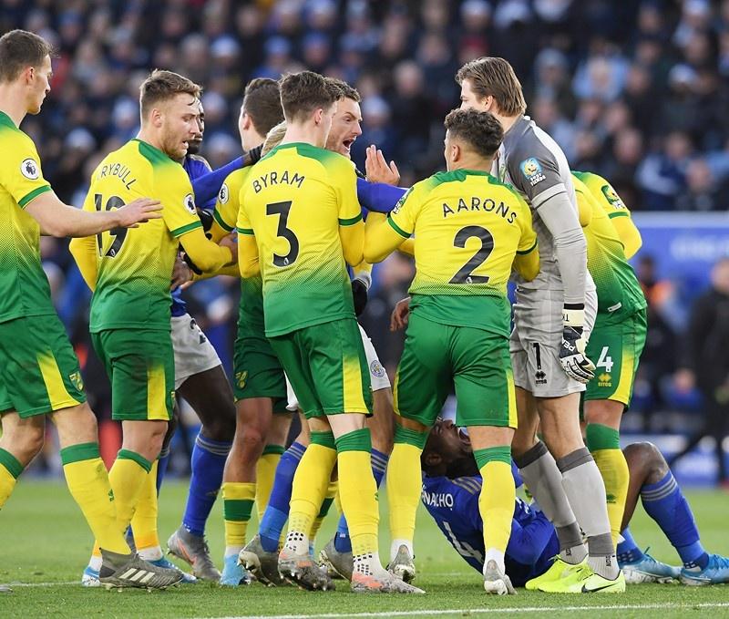 Sao Leicester suýt bị 'tẩn' vì động thái thiếu fair play - kết quả xổ số quảng nam