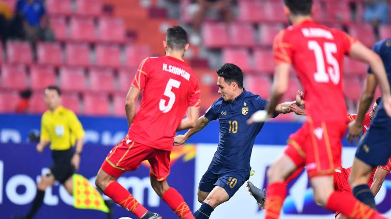 """Thái Lan đã """"thay da đổi thịt"""" như thế nào tại VCK U23 châu Á 2020?"""
