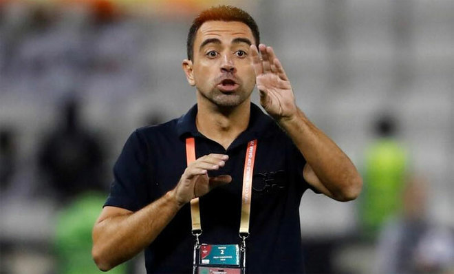 'Tôi sẵn sàng cùng Xavi dẫn dắt Barcelona, nhưng...'