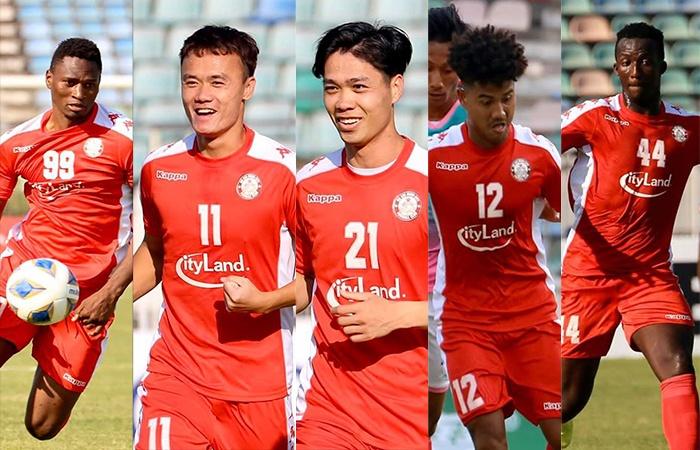 Điểm danh 10 tân binh đình đám của CLB TP.HCM trước thềm V-League 2020