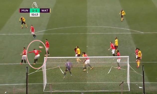 10 hình ảnh thú vị trận MU 3-0 Watford: Sau tất cả, Mourinho 'vẫn đúng' - xs thứ sáu