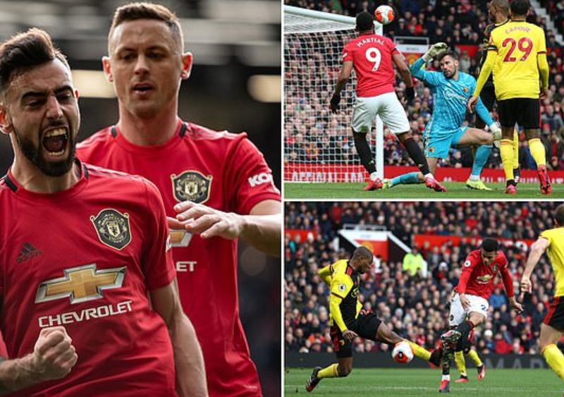 5 điểm nhấn Man United 3-0 Watford: Fred quá quan trọng; Ole vẫn đúng hướng? - xs thứ sáu