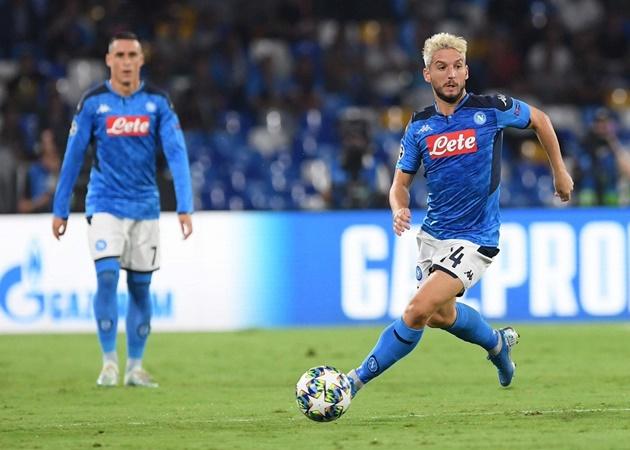 'Vua săn bàn' Napoli từ chối gia nhập Chelsea vì lí do không tưởng